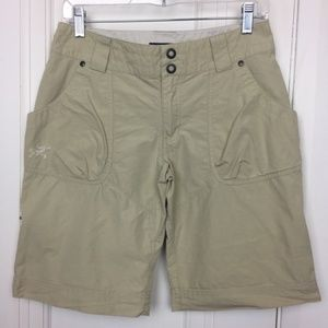Arc'teryx Beige Women's Shorts